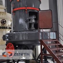 Professional copper ore mills