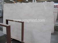 Iran shell beige marble slabs and tiles