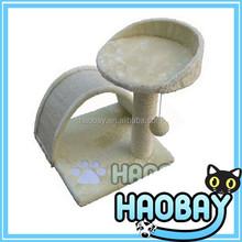 top sold cat furniture small cat tree scratcher