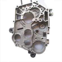 Chinese wholesale price Pit Bike engine spare part Chinese 2 stroke YX140cc engine right case body