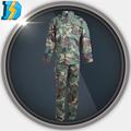 uniformes del ejército británico con kneepad es añadido