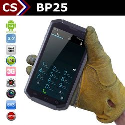 android 4.4.2 kitkat 5.0 inch auto focus KC269 Cruiser BP25 outdoor waterproof shockproof mobile phone