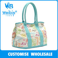 Carry Bag China Wholesale Tote Shopping Carry Bag
