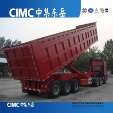 CIMC Mine Carrier Dump Semi Trailers
