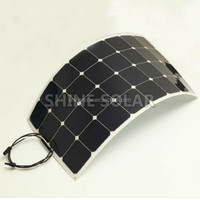 Hot sell light weight the lowest price solar panel for RV / Boats