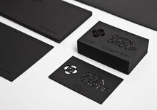Business Cards in two colors
