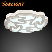 72W Designer with Red Dot Award and modern residential acrylic LED ceiling lamp for hotel