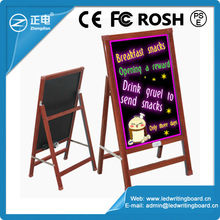 90 flashing modes remote control outdoor water-proof led sign board
