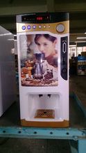 commercial coin operated coffee vending machine