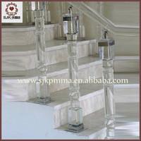 pmma column, plexiglass column, indoor decorative acrylic column
