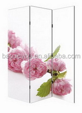 white background wooden folding room dividers partitions for bedroom