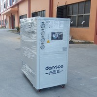2015 Low Noise and High Efficiency Dannice 15HP Industrial Water Cooling Hvac System