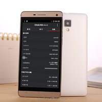 5inch 6 inch big touch screen mobile phone android 4.4 Factory directly wholesale all china mobile phone models