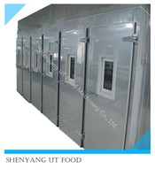 high quality stainless steel bakery proofer