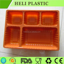 disposable airline plastic food trays