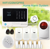 elderly emergency calling Workable with RFID wireless keypad,home anti burglary alarm system,Personal security devices
