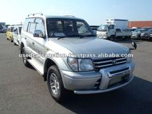 used car Toyota Land Cruiser Prado RZJ95