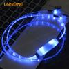 Led light shenzhen earphone with 3.5mm audio plug
