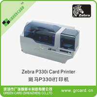 Competitive Price Zebra P330i Single-Sided Smart PVC Card Printer 300dpi Single Side ID Card Printer