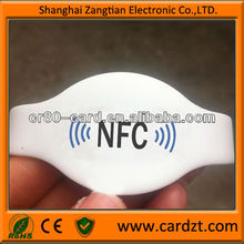 NFC wristband RFID application technology products