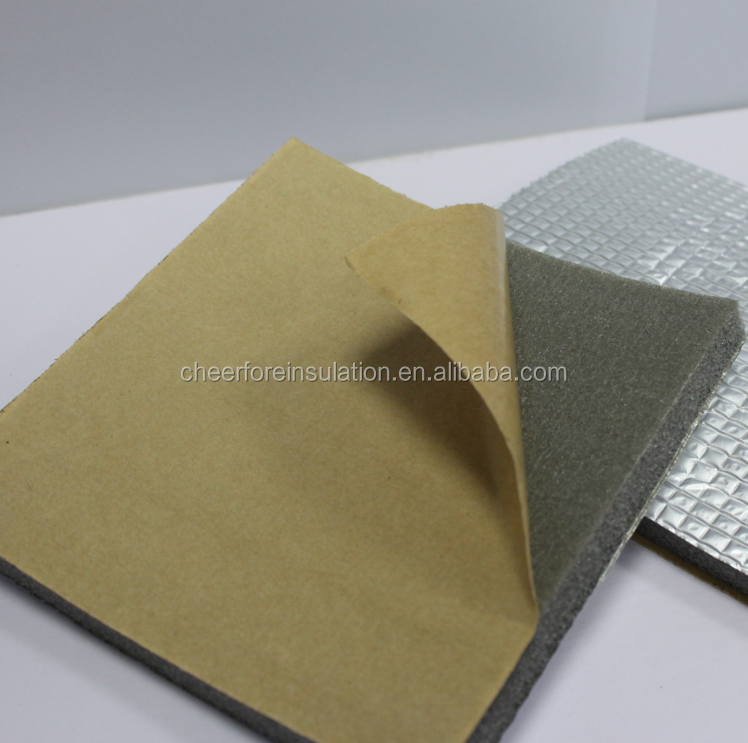 Roof Heat Insulation Material Self Adhesive Xpe Foam