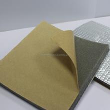 roof heat insulation material self adhesive xpe foam insulation sheet closed cell fire retardant foam