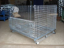Evergreat Galvanizing storage wire mesh containe