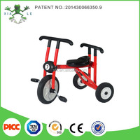 Facory supply high quality kids trike with rear back