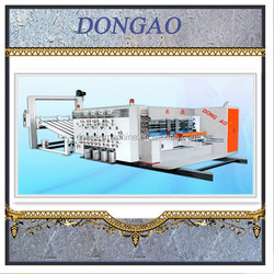 Manufacturer Of YFP Multi-color Printing And Slotting Machine / Corrugated Cardboard Pinting Slotting Machine