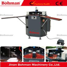 <span class=keywords><strong>Extranjero</strong></span> servicio proporcionado ventana de aluminio marco máquina de fabricación