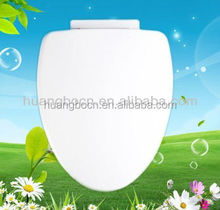 CF030 V shape soft close with cheap price plastic toilet seat cover