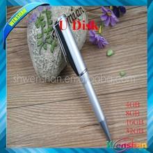 factory direct sale cute pen shape usb flash drive,mini usb pen drive,useful pen usb 2.0 for business gift