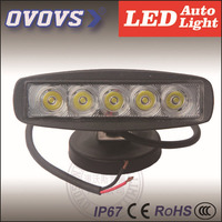 Hot China OVOVS 15W Car Accessories LED Working Lamps For Driving Car