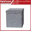 NAHAM home decorative folding paper box, paper storage box, cardboard storage box