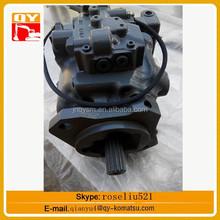 high quality heavy machinery parts WA380-6 hydraulic pump China manufacture