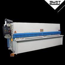 Trading company choose QC12Y-30x2500 sheet metal NC cutting machine