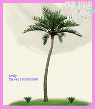 coconut tree brand,fake coconut tree, artificial coconut tree for outdoor landscaping