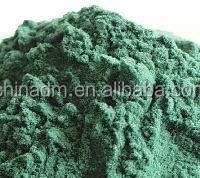 Alimentos de color natural cobre clorofila polvo clorofila 65963-40-8 con calidad superior