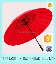 2015 New products outdoor umbrella promotion advertising golf umbrella