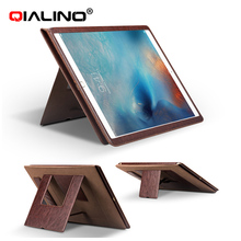 Genunie Leather Case for Ipad Pro Cover Case with Stand