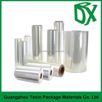 packing material PE shrink film for bottle in roll