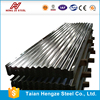 zinc coating color roofing sheet of prepainted corrugated steel sheet