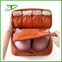 China custom cheap travel bra bag, new product ladies bra bag