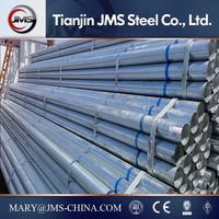 GB/T3094-2000 q345 Schedule 80 Galvanized Steel Pipe