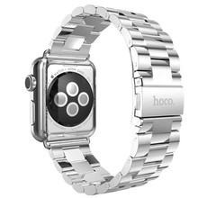 HOCO Stainless Steel Band for Apple Watch 42mm with Metal Adapter