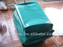 Fire Retardant PVC Knife Coated Waterproof Tarpaulin Fabric