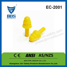 Ce ansi as nzs wholesale custom logo silicone ear plugs for sale