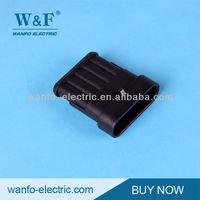 DJ7051-1.5-11 black Auto banana plug