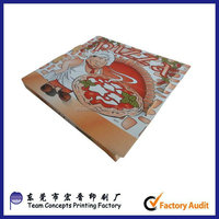 custom wholesale pizza box design