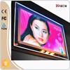 Super Slim Acrylic advertising crystal led light box